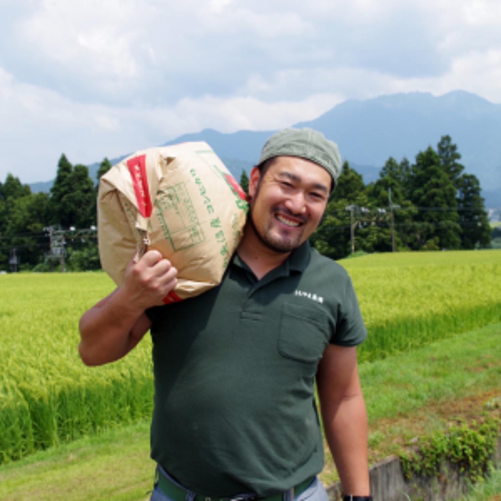 うちやま農園 キーワード: 米 通販