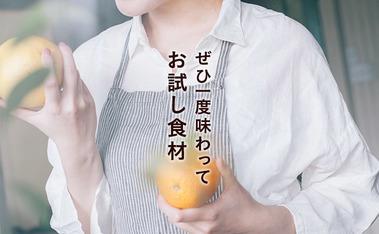 食材通販OWLの野菜などの産直食材をまずはお試し。