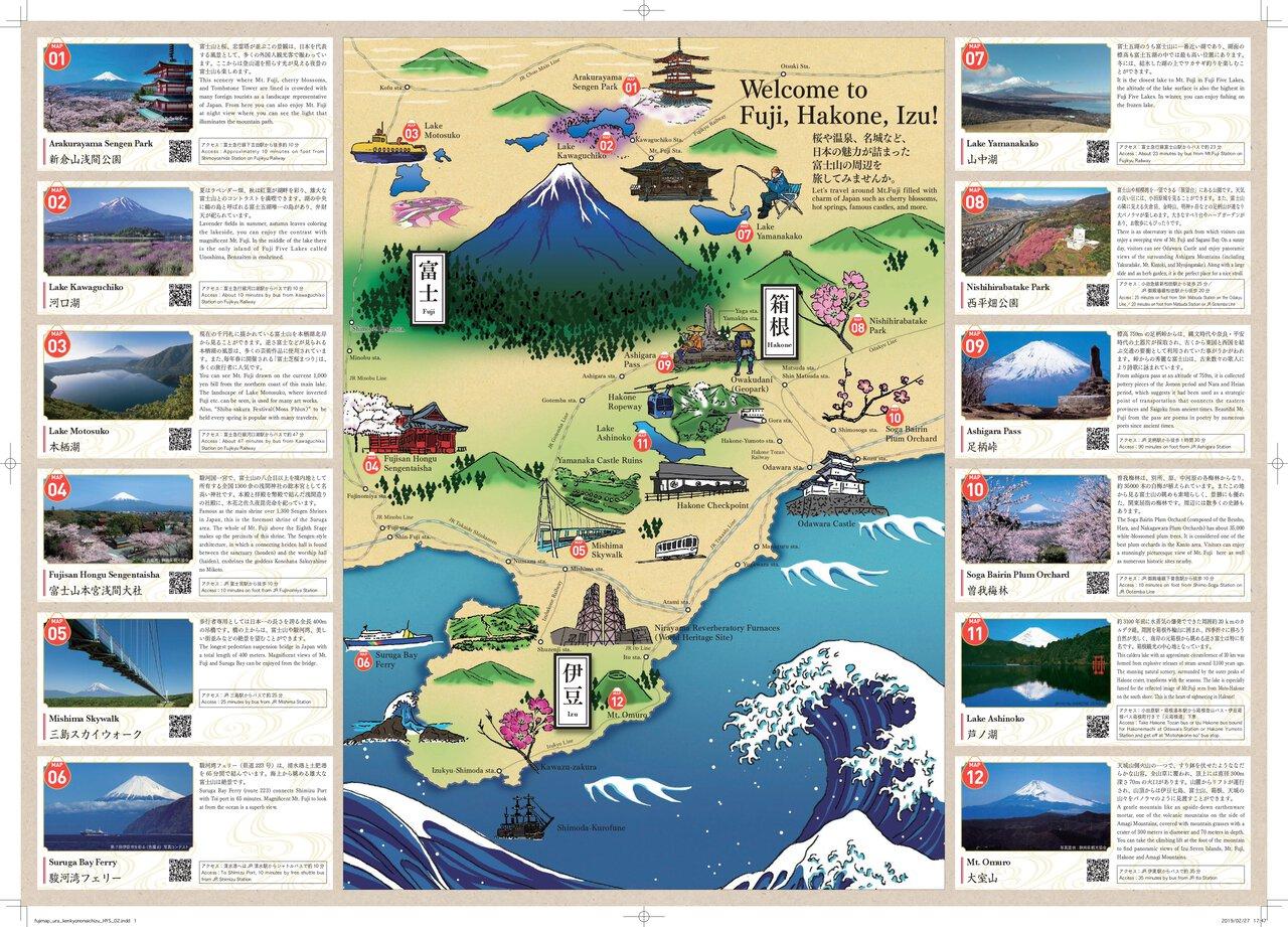 富士山美景遊観
