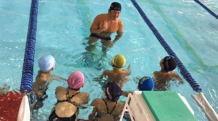 水泳教室 子供