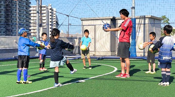 サッカー教室 イベント
