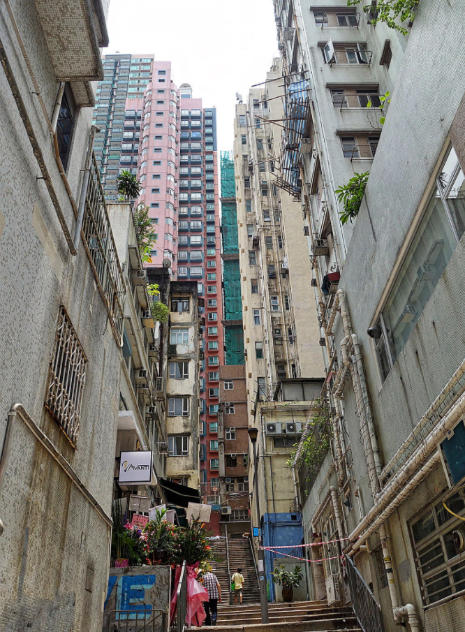 Renting Old Or New Apartments In Hong Kong
