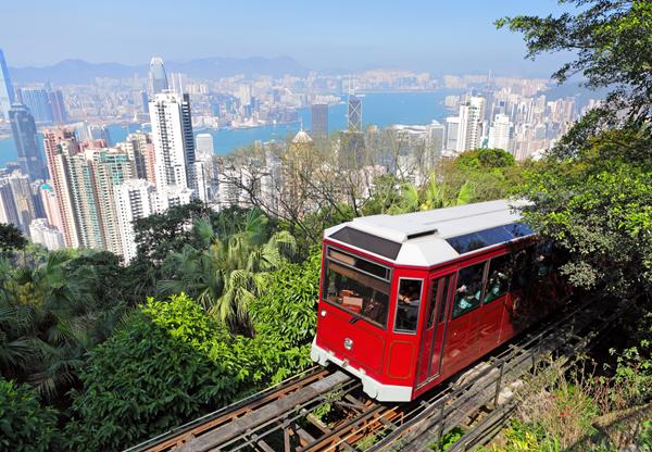 All About Hong Kong's Peak Tram