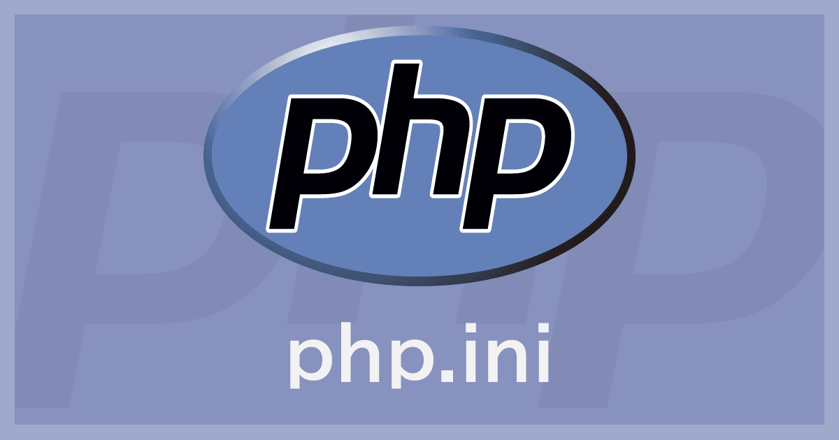 PHP 8.0 の設定ファイル php.ini-development と php.ini-production の違い