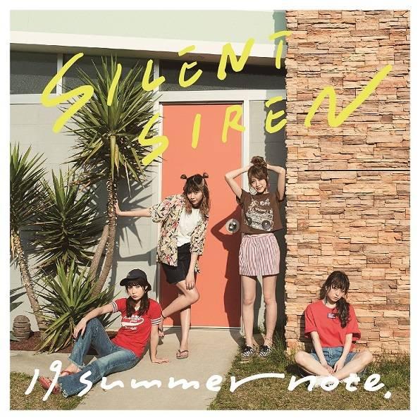 シングル「19 summer note.」【初回限定盤】(CD+DVD)