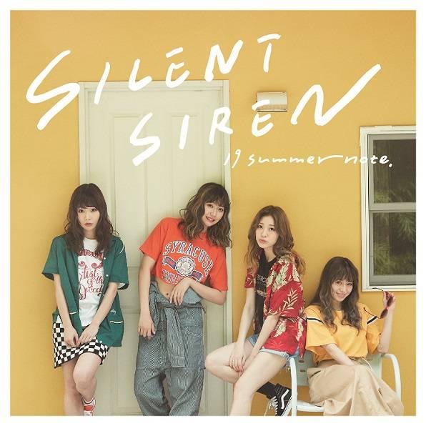 シングル「19 summer note.」【通常盤】(CD)