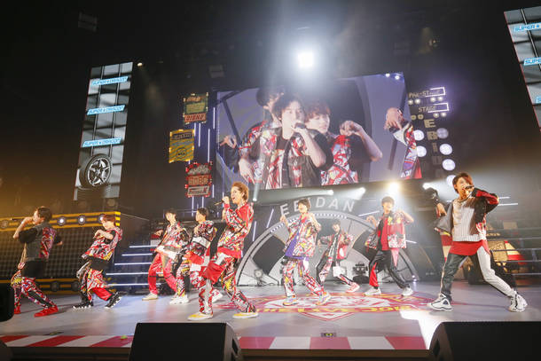 2018年8月28日 at 東京国際フォーラム ホールA(SUPER★DRAGON)