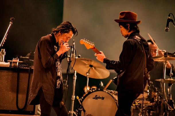2018年9月9日 at ZOZOマリンスタジアム(The Birthday)photo by TAKASHI KONUMA