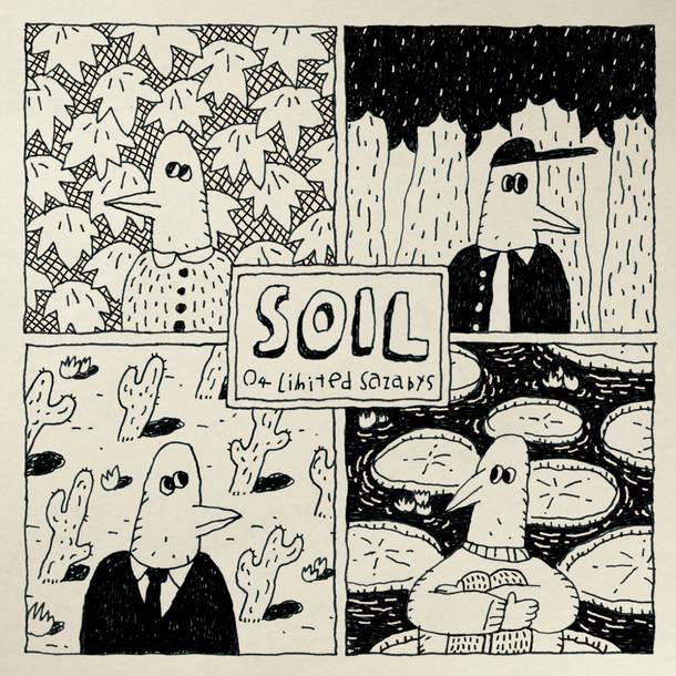 アルバム『SOIL』【初回盤(DVD付)】