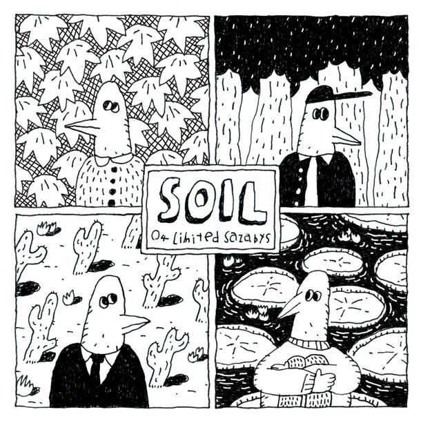 アルバム『SOIL』【通常盤】