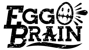 EGG BRAINロゴ