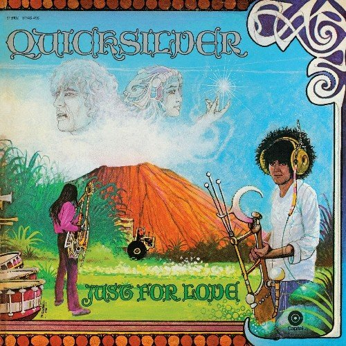 『ただ愛のために』('70)/Quicksilver Messenger Service