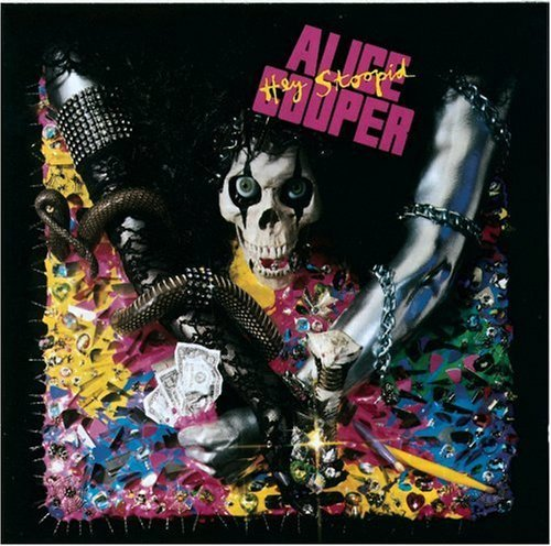 「FEED MY FRANKENSTEIN」収録アルバム『Hey Stoopid』/ALICE COOPER