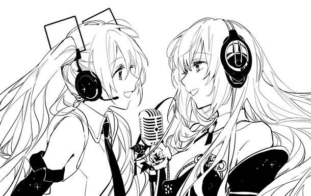 『かわさきジャズ2018』初音ミク&巡音ルカ