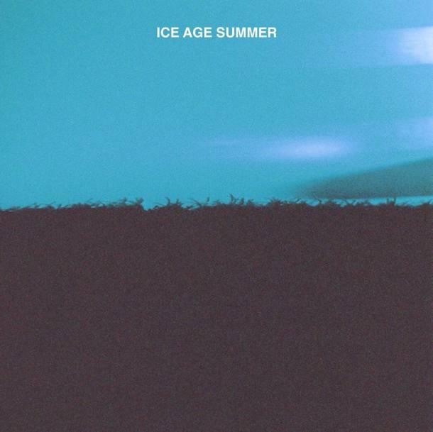 7inchシングル「Ice Age Summer / Venus」B面ジャケット