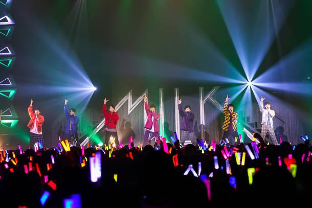 【M!LK ライヴレポート】 『M!LK THE LIVE 2018  ~わちゃ2&cool これがM!LKっ~』 2018年11月23日 at 豊洲PIT