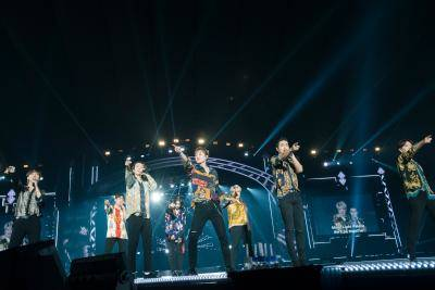 "『SUPER JUNIOR WORLD TOUR ""SUPER SHOW 7""』東京ドーム公演"