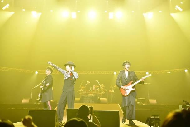 12月27日(木)@『MAVERICK DC GROUP PRESENTS JACK IN THE BOX~LAST BUDOKAN~』(シド)