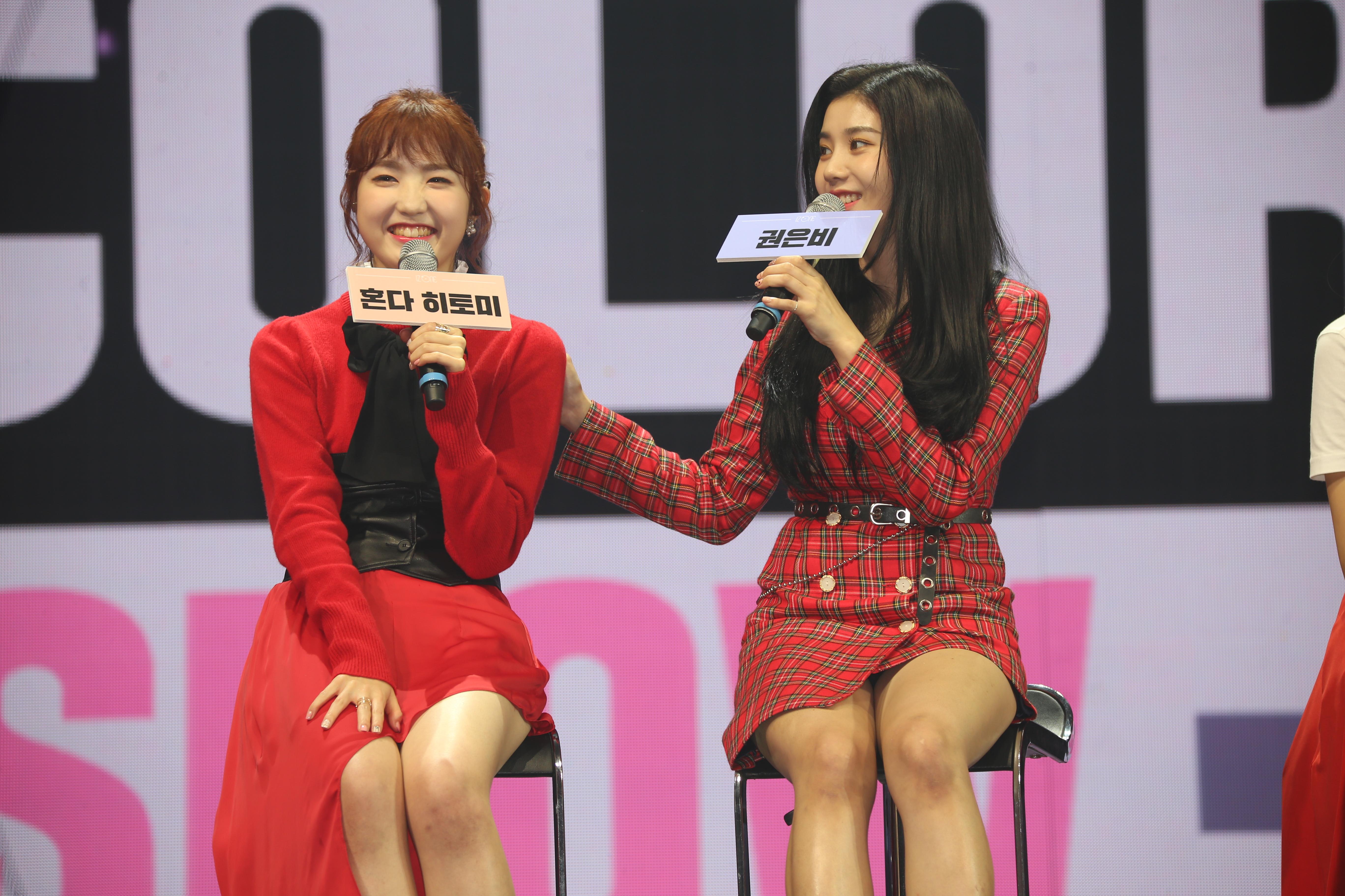 本田仁美(左)