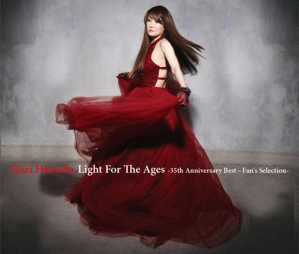 アルバム『Light For The Ages-35th Anniversary Best ~Fan's Selection-』【初回盤(PHOTO BOOK付)】