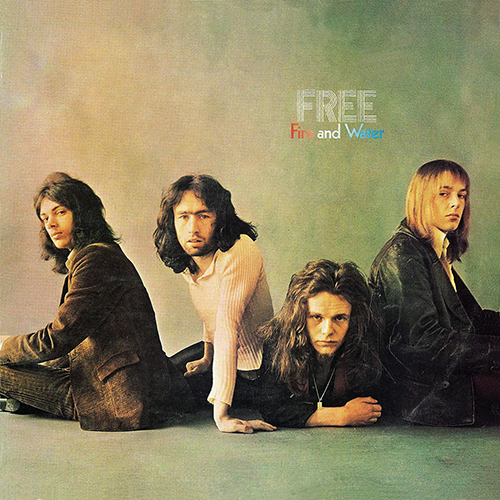 『Fire And Water』('70)/Free