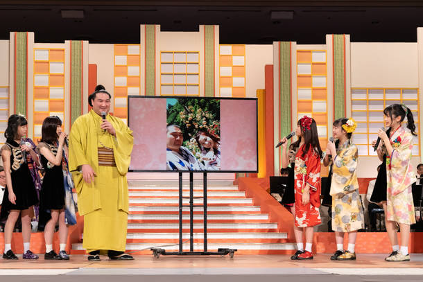 2月9日(土)@東京・両国国技館 photo by Jun Yokoyama