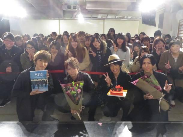 2月11日(月・祝)@HMV&BOOKS SHIBUYA