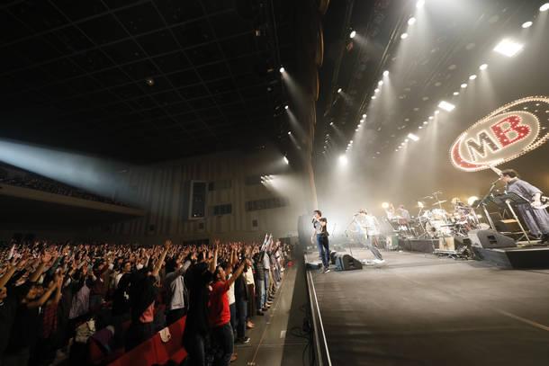 2月10日@中野サンプラザ photo by 柴田恵理