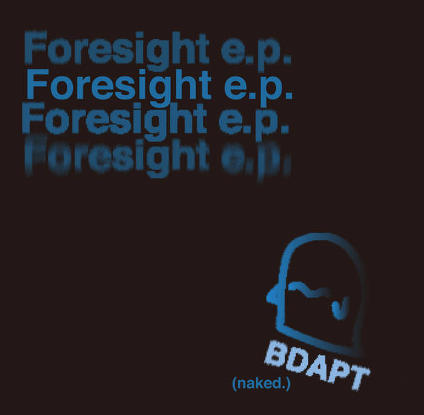 シングル「Foresight e.p」/the band apart (naked)