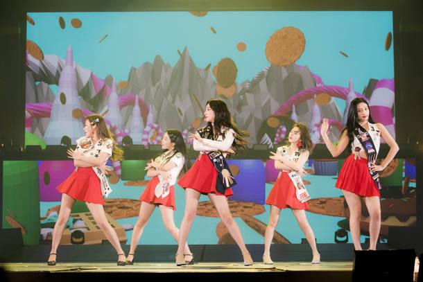 "『Red Velvet ARENA TOUR in JAPAN""REDMARE""』"