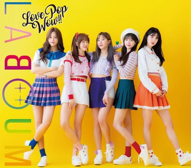 アルバム『Love Pop Wow!!』【初回限定盤】