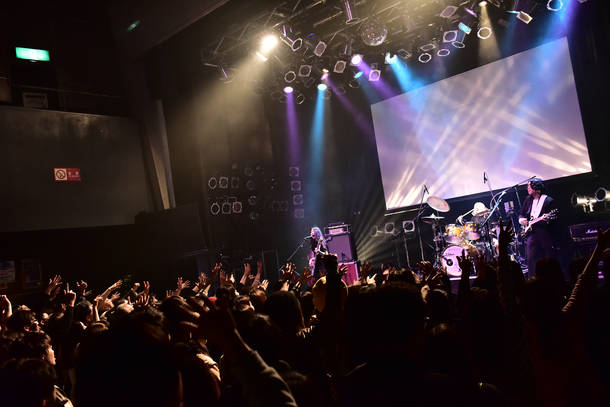 2019年3月30日 at TSUTAYA O-WEST
