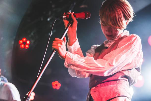 2019年3月27日 at 新代田FEVER