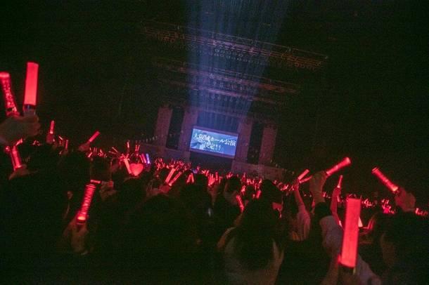4月14日@大阪・Zepp OsakaBayside