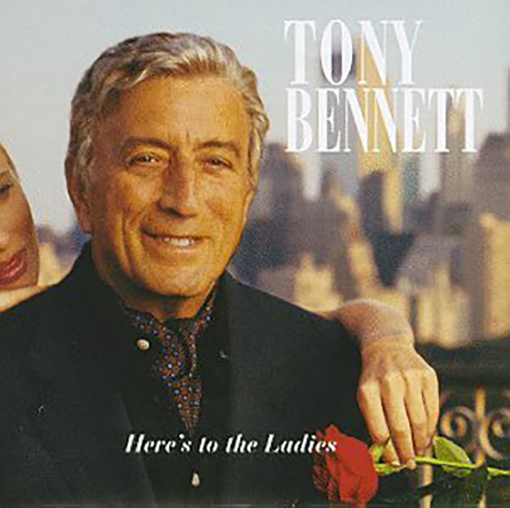 「Poor Butterfly」収録アルバム『Here's to the Ladies』/Tony Bennett
