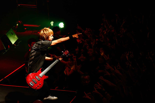 8月12日@赤坂BLITZ