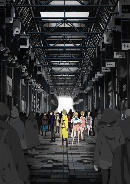 2016年10月放送開始となるTVアニメ「Occultic;Nine -オカルティック・ナイン-」キービジュアル (C)Project OC9/Chiyo st.inc.