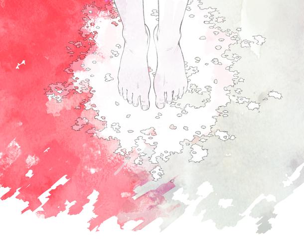 アルバム『月を歩いている』