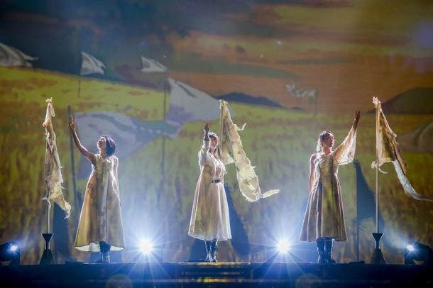 "「Kalafina LIVE TOUR 2015~2016 ""far on the water""」FINAL公演の模様(2)"