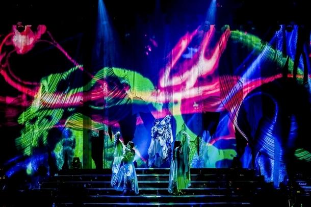 "「Kalafina LIVE TOUR 2015~2016 ""far on the water""」FINAL公演の模様(3)"