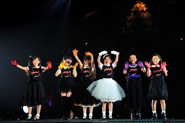 10月23日@幕張メッセ国際展示場9・10・11ホール