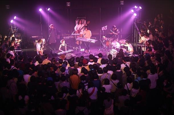 10月19日@「残響祭 10th ANNIVERSARY」(ハイスイノナサ)