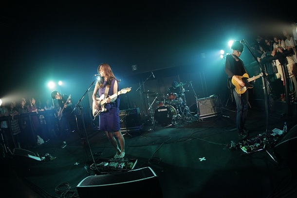 10月19日@「残響祭 10th ANNIVERSARY」(chouchou merged syrups.)