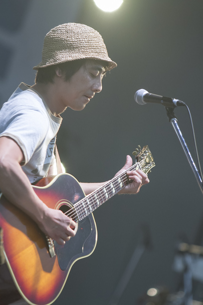 『Augusta Camp 2014』 山崎まさよし