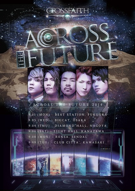 「ACROSS THE FUTURE」