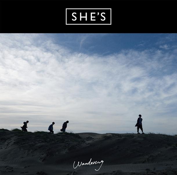 アルバム『Wandering』【通常盤】(CD)
