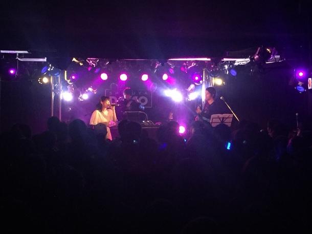 11月17日@デビュー5周年ワンマンライブ『Yun*chi 5th Anniversary LIVE 〜Asterisk* of Blue〜』