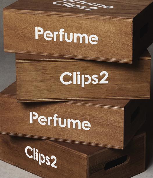 Blu-ray&DVD『Perfume Clips 2』