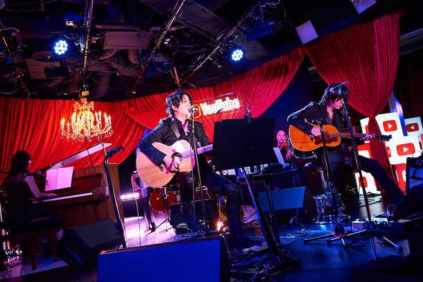 11月22日@YouTube Space Tokyo