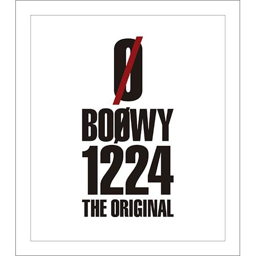 『BOØWY 1224 -THE ORIGINAL-』【Blu-ray】